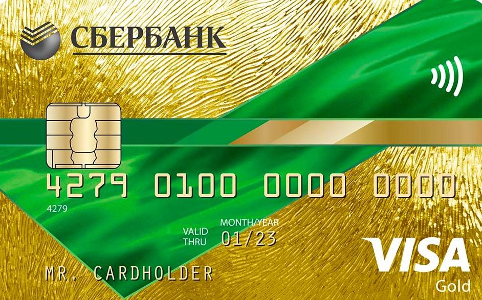 как установить лимит по кредитной карте сбербанка